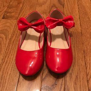 🌷Girls Red Dress Shoe🌷